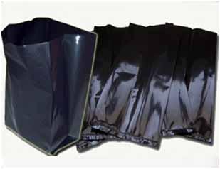 Bolsas de polietileno para almacigos en todo tamaño y grosor