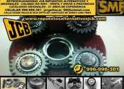 Retroexcavadora JCB repuestos ISO 9001 Lima Peru Santiago de Surco