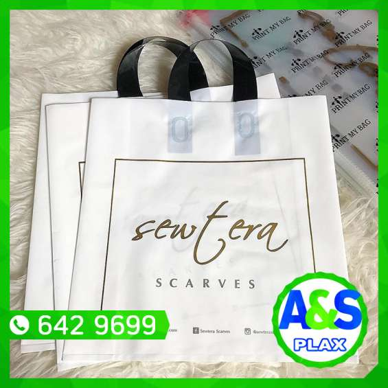Bolsas con asa lazo - a&s plax