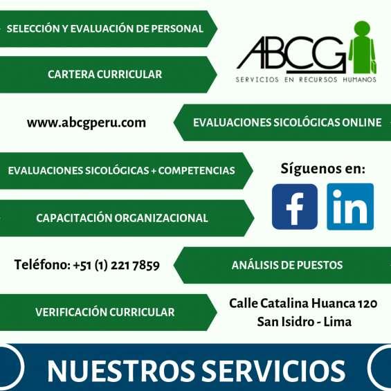 Fotos de Abcg perú - servicios en rr. hh. 2