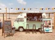 Catering, barra, servicio de bar y cafetería - food truck para sus eventos