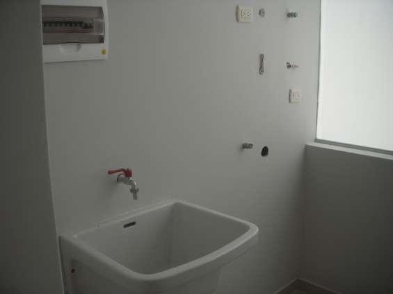 Zona de lavadero