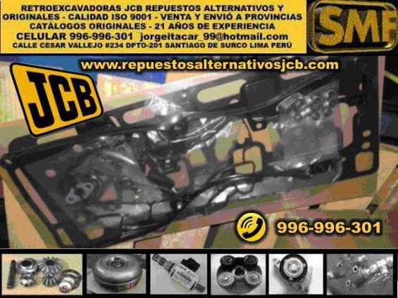 Fotos de Retroexcavadora venta de repuestos jcb lima perù 2