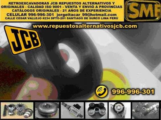 Retroexcavadora venta de repuestos jcb lima perù