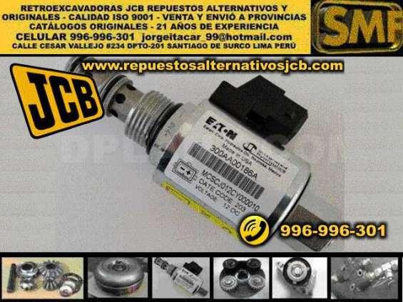 Fotos de Retroexcavadora venta de repuestos jcb lima perù 9