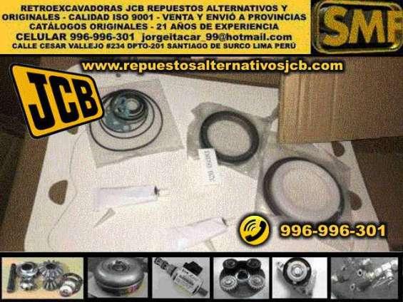 Fotos de Retroexcavadora venta de repuestos jcb lima perù 6