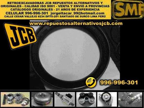 Fotos de Retroexcavadora venta de repuestos jcb lima perù 10