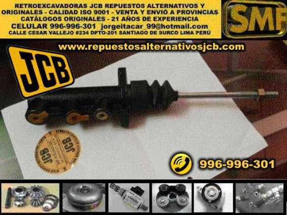 Fotos de Retroexcavadora venta de repuestos jcb lima perù 7