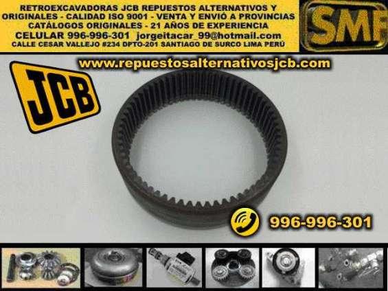 Fotos de Retroexcavadora venta de repuestos jcb lima perù 4
