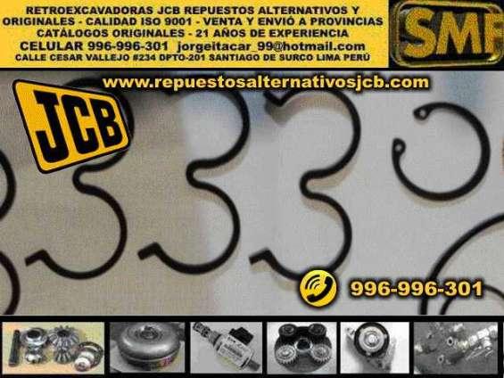 Fotos de Retroexcavadora venta de repuestos jcb lima perù 8