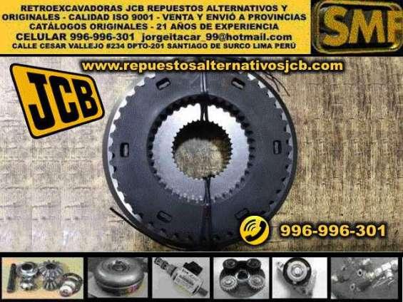 Fotos de Retroexcavadora venta de repuestos jcb lima perù 5