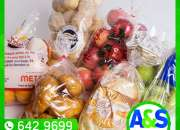Bolsas Comerciales - A&S PLAX