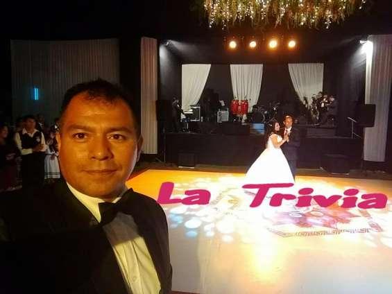 Fotos de Orquesta fiestas matrimonios la trivia musica variada en vivo 7