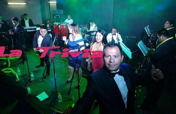 Fotos de Orquesta fiestas matrimonios la trivia musica variada en vivo 4