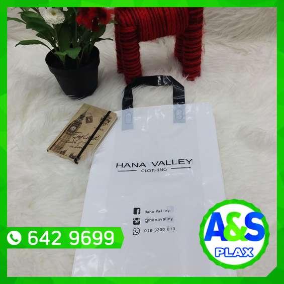Fotos de Bolsas con asa lazo - a&s plax 4