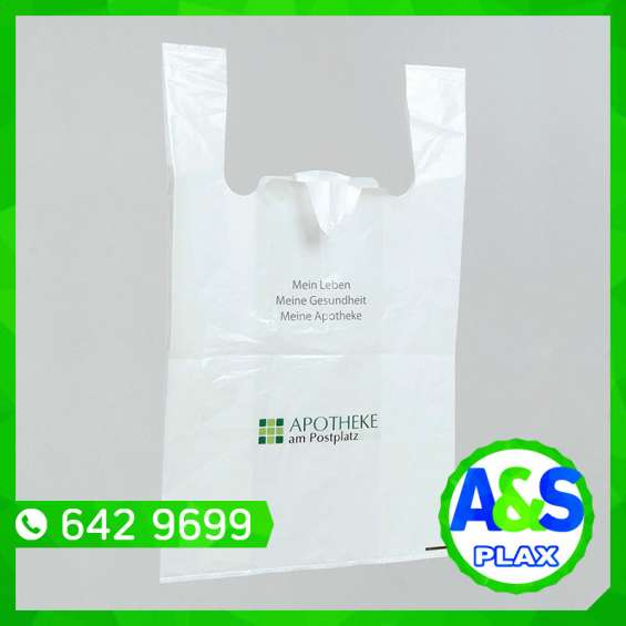 Fotos de Bolsas con asa t-shirt - a&s plax 2