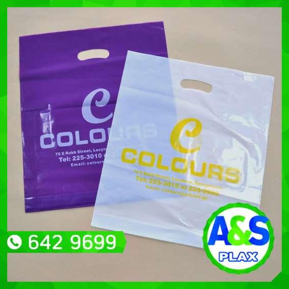 Fotos de Bolsas con asa troquel - a&s plax 4