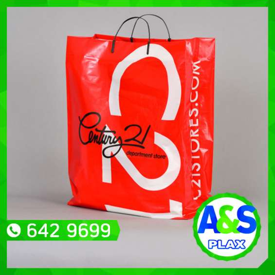 Fotos de Bolsas corporativas - a&s plax 1