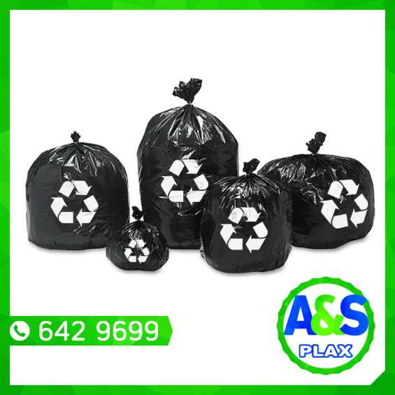 Bolsas de plastico biodegradables - a&s plax