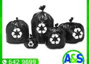 Bolsas de Plastico Biodegradables - A&S PLAX