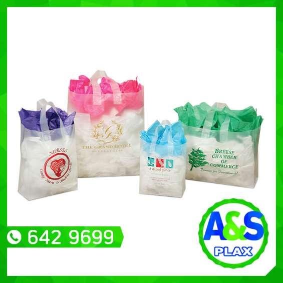 Bolsas pavonadas biodegradables - a&s plax