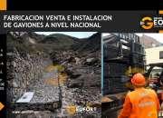 VENTA E INSTALACION DE GAVIONES A NIVEL NACIONAL CEL:941967454