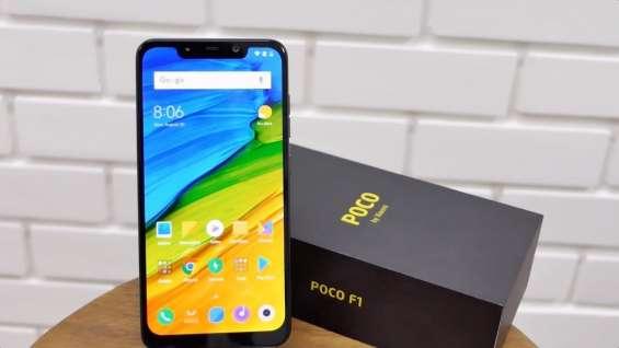 Xiaomi pocophone f1 6gb 64gb blue sd845 nuevo sellado