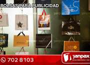 Bolsas Publicitarias -  JANPAX