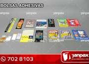 Bolsas Adhesivas -  JANPAX