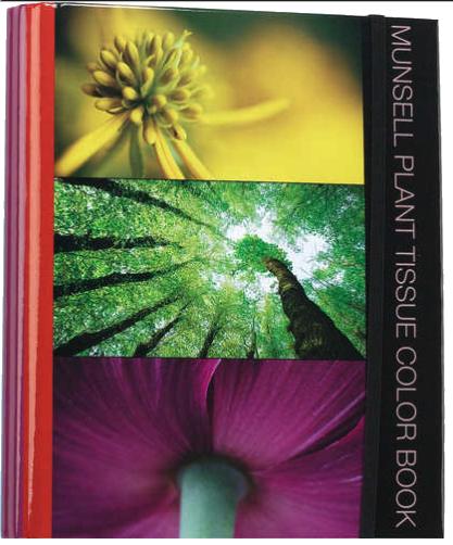 Fotos de Libro de colores munsell de suelos, plantas y rocas 4