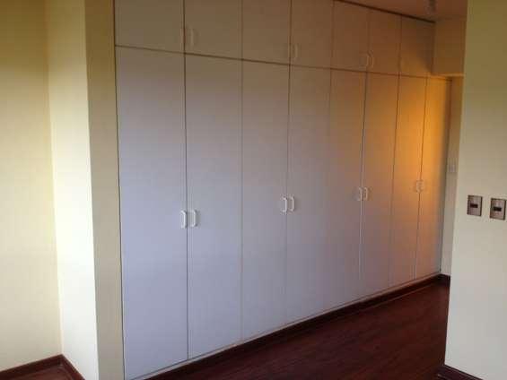 Fotos de Se vende  acogedor departamento en residencial monterrico,  la molina 5