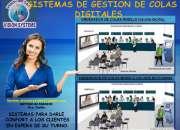 SISTEMAS  DE COLAS DIGITALES