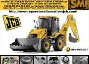 Repuestos para retroexcavadoras fermec ISO 9001