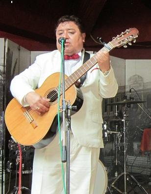 Show virtual musica criolla y boleros