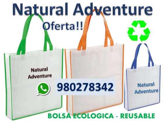 Bolsa ecológica notex