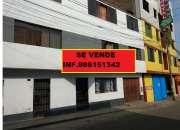 Ocasión se vende casa en San Juan de Miraflores 232M2