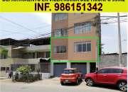 Excelente ocasión se vende Departamento en Villa Maria del Triunfo de 55M2