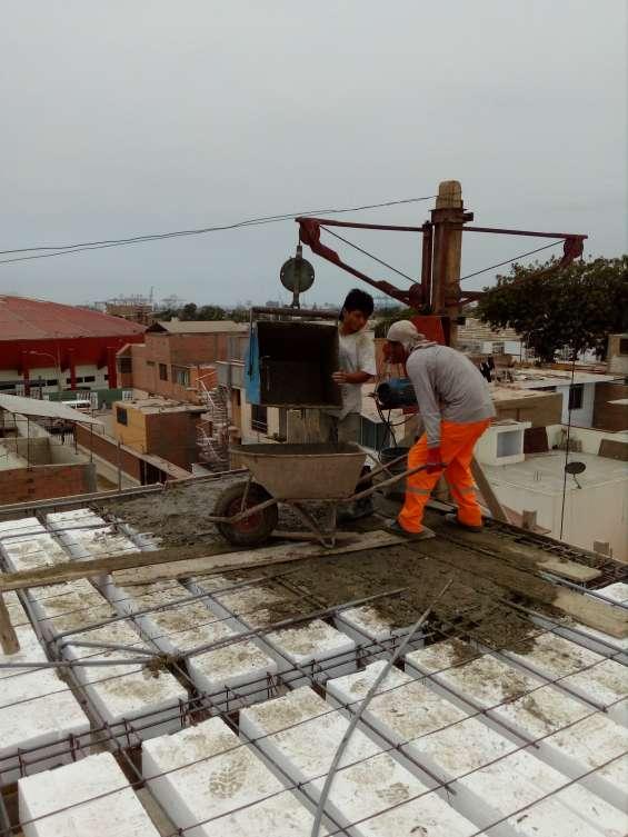 Instalamos techo de ternopor para tu casa cel 969 764 755