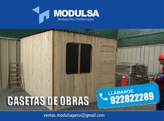 Casetas aulas oficinas casetas de vigilancia prefabricados