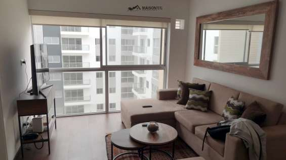 Vendo departamento 1 dorm. club house surco (664-d-h