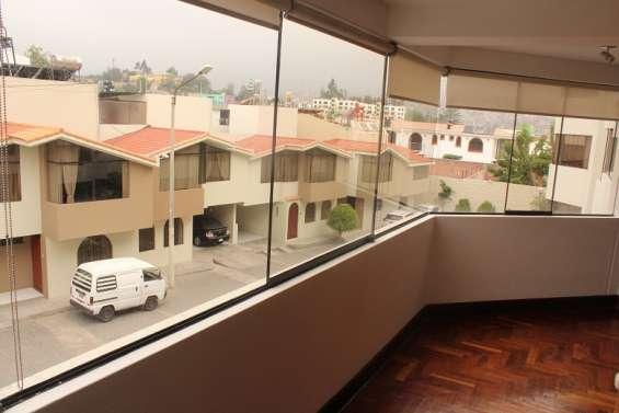 Fotos de Vendo bonito departamento en quinta privada en yanahuara 3
