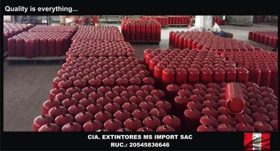 Ms extintores polvo químico nacional eh importado