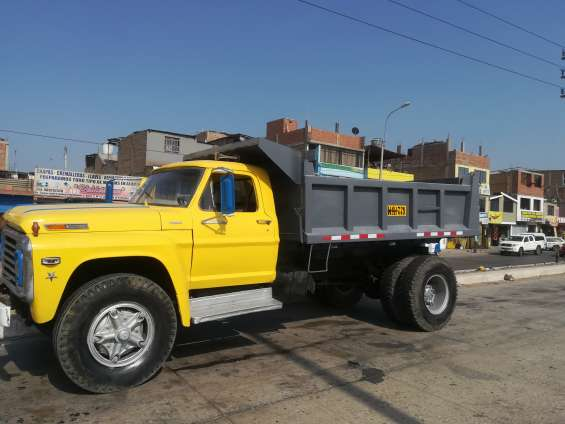 Volquete ford 700 perkins