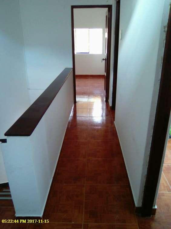Segundo piso 3 habitaciones