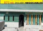 SE VENDE HERMOSA CASA EN VILLA EL SALVADOR DE 160 M2