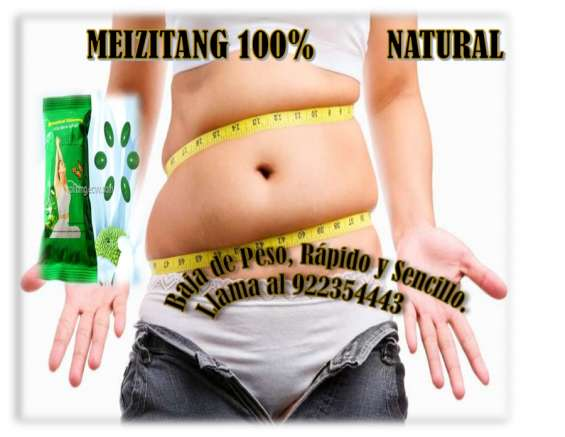 Meizitang, pierde peso rápidamente