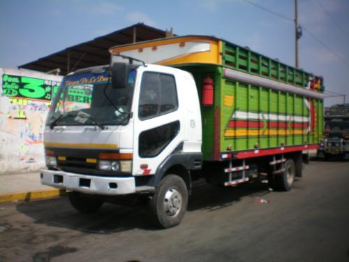 Camion mitsubishi fuso año 92