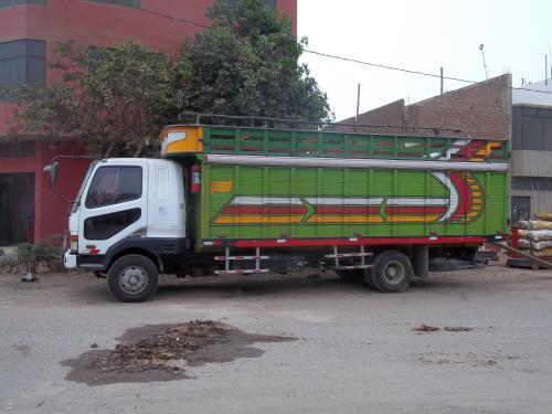 Fotos de Camion mitsubishi fuso año 92 3