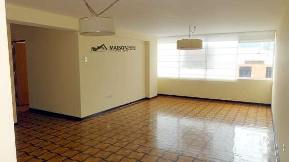 Dpto. s/muebles 3 dormitorios miraflores (ref: 131-19) d-r