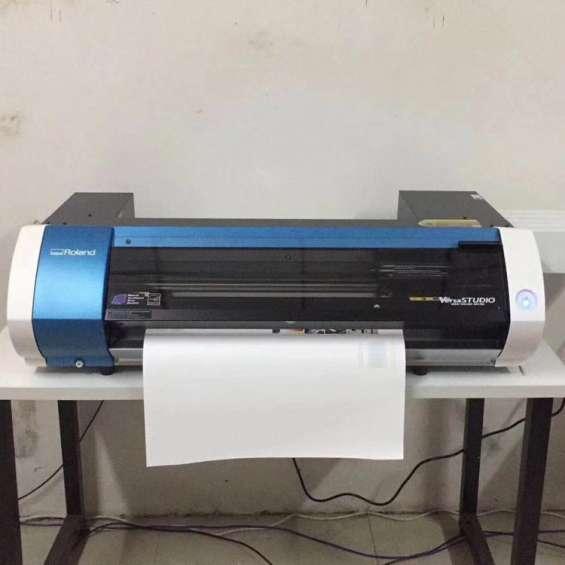 605/5000 en venta roland versastudio bn-20 deskjet printer cutter